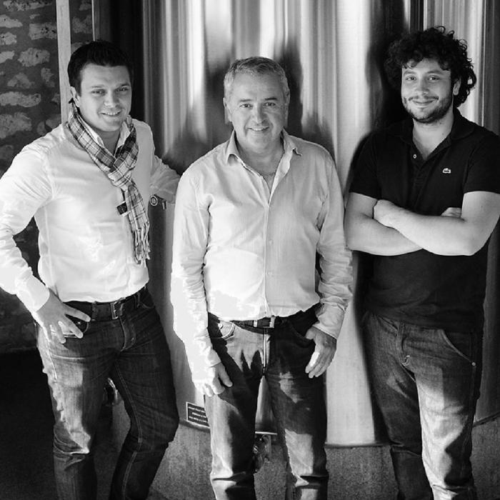 Famille de vigneron Saget